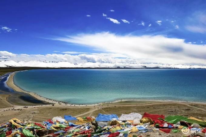 中国最美公里系列:西藏纳木错环湖公路