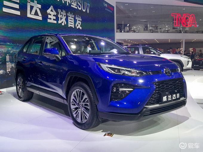广汽丰田威兰达2月28日正式上市 预售17万起