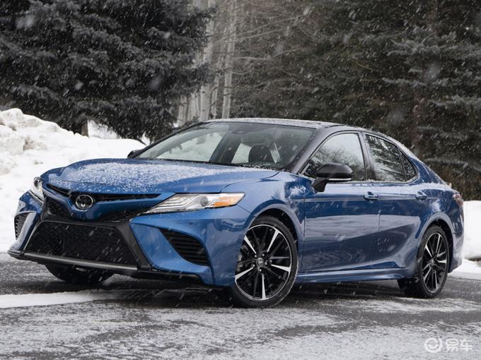 丰田新款凯美瑞售价公布 增四驱系统/运动范十足