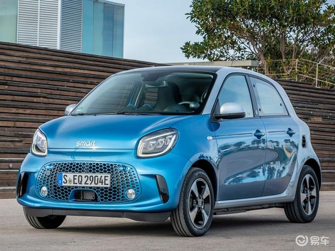 奔驰新smart在西安投产 采用吉利PMA2平台生产