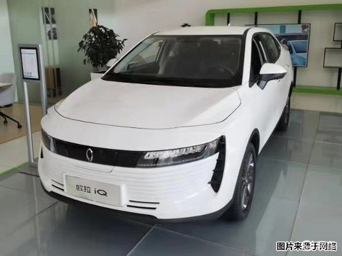 长城新中型轿车曝光 轴距近2米9 竞争广汽Aion S