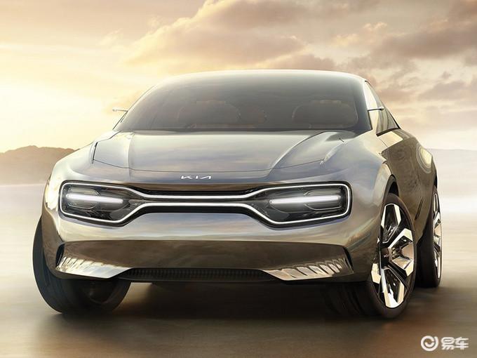 起亚推11款纯电动车 Imagine量产版续航达五百千米