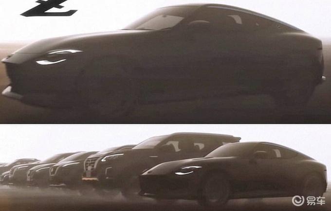 日产370Z继任车型曝光 搭3.0T引擎/造型更激进