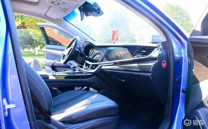 85后车主用车感受:吉利博瑞有范儿更有料儿