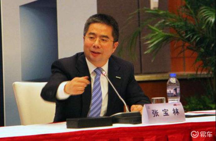 高层人事变动 张宝林获新职朱荣华任长安汽车董事长