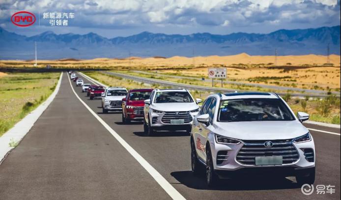 智能汽车发展迅速,比亚迪销量扶摇直上
