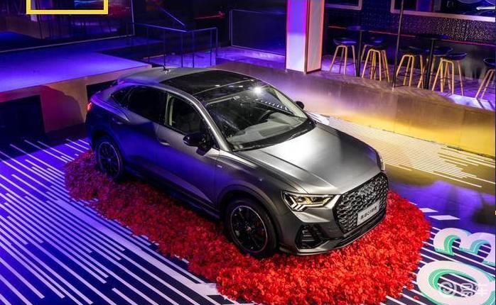 三种动力五款车型,奥迪Q3轿跑上市28.73万元起售