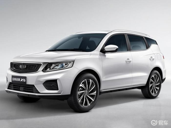 远景X6官图发布,紧凑型SUV,预售6万多?