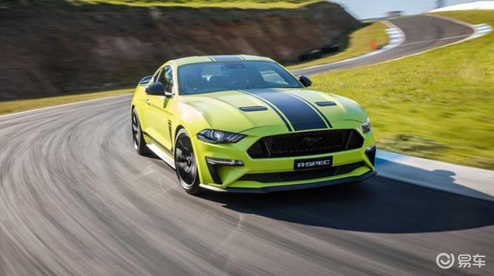 澳大利亚限量的Mustang 你见过吗