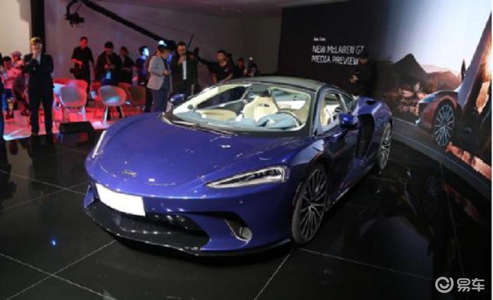 迈凯伦GT在中国上市,售价198.8万元