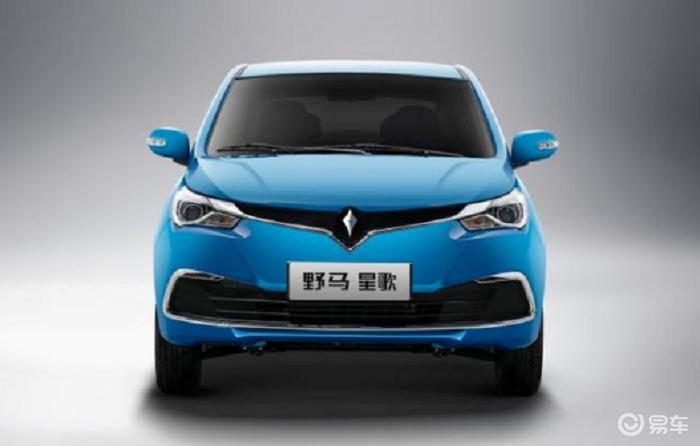 #易车真惠选#野马发布了首款电动轿车官图,这外观你怎么看