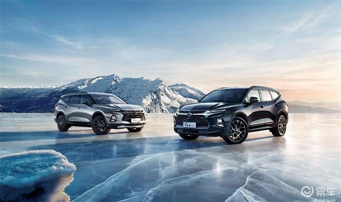高端大7座全境SUV雪佛兰开拓者将于4月16日上市