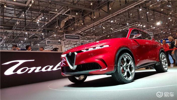 阿尔法·罗密欧全新SUV曝光 外观很意大利 底子很菲亚特