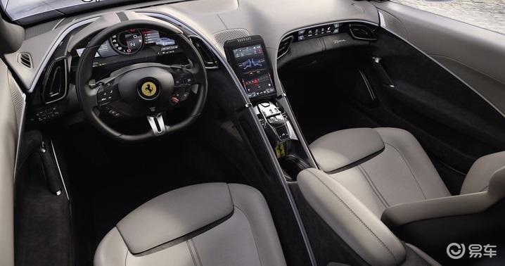 """Ferrari最新2+2座""""Roma"""",于罗马正式发表"""