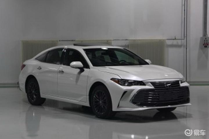 起售价或低于20万,亚洲龙2.0L车型将于9月21日上市