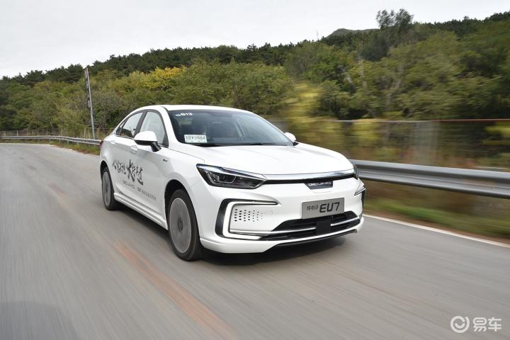 从新品牌到新车型 聊聊BEIJING—EU7的驾驶感受