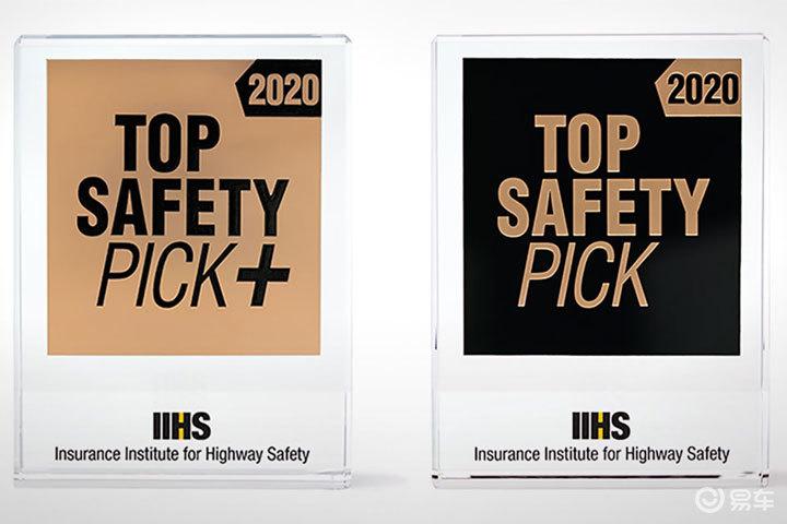 IIHS 2020第一批安全名单,马自达与现代表现最佳!