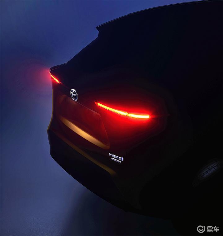 丰田,又有全新SUV产品要来了!