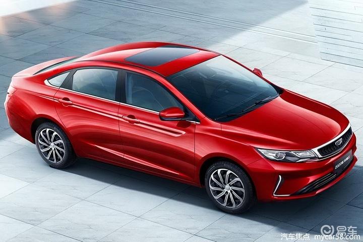 多达3种动力8款车型可选,2020款吉利帝豪GL正式上市