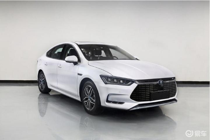 换装磷酸铁锂电池,比亚迪秦Pro EV新车来了