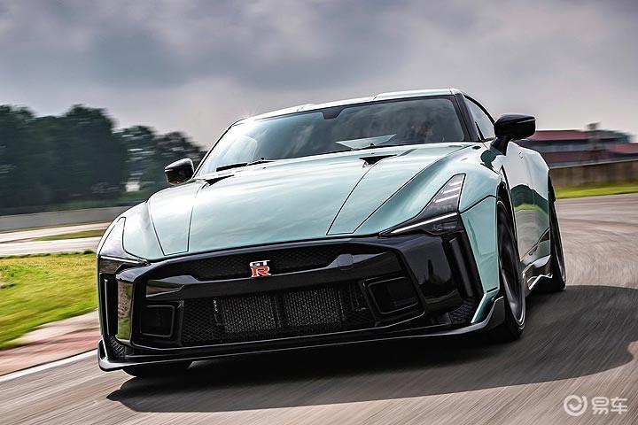 GT-R50 量产版确认,谁说日产赢不了法拉利?