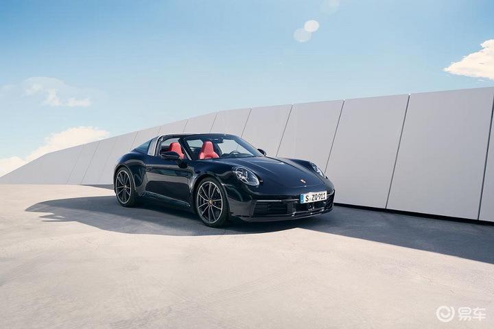 新一代保时捷911将于粤港澳大湾区车展亮相,致敬初代车型