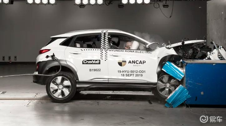 安全性超燃油版,纯电版科纳获ANCAP五星评级