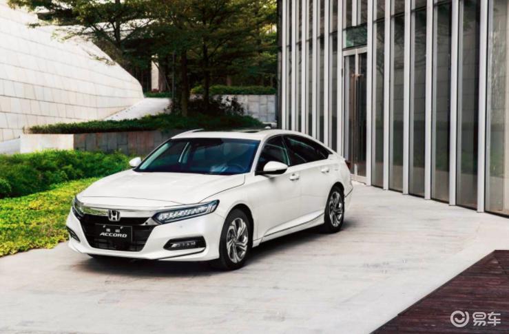 畅销B级车价值首选 ,第十代雅阁7月热销18,392辆