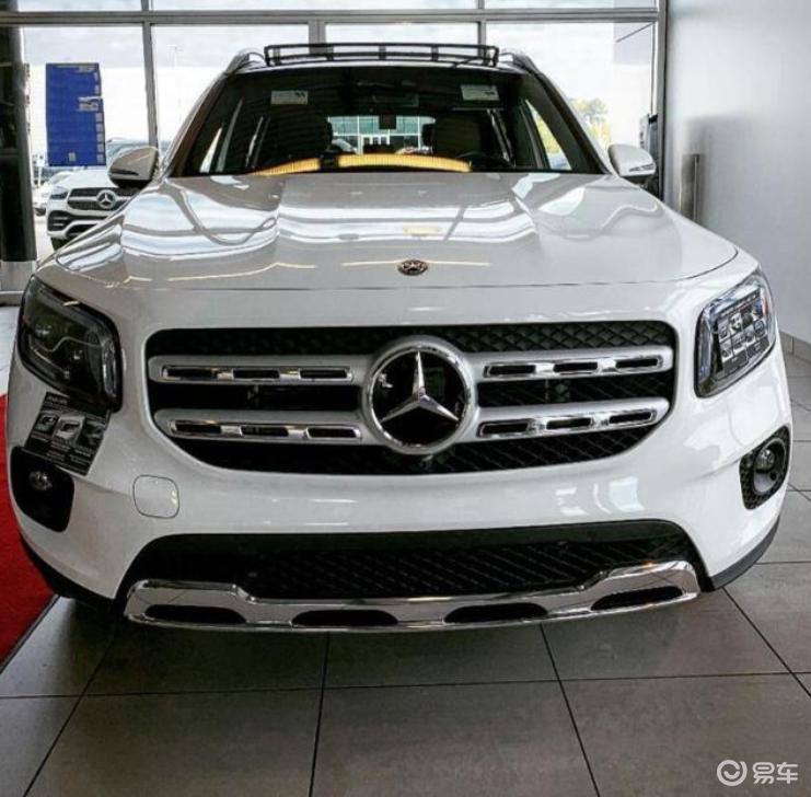 奔驰又一国产SUV本月底上市!比宝马X1大气 配1.3T