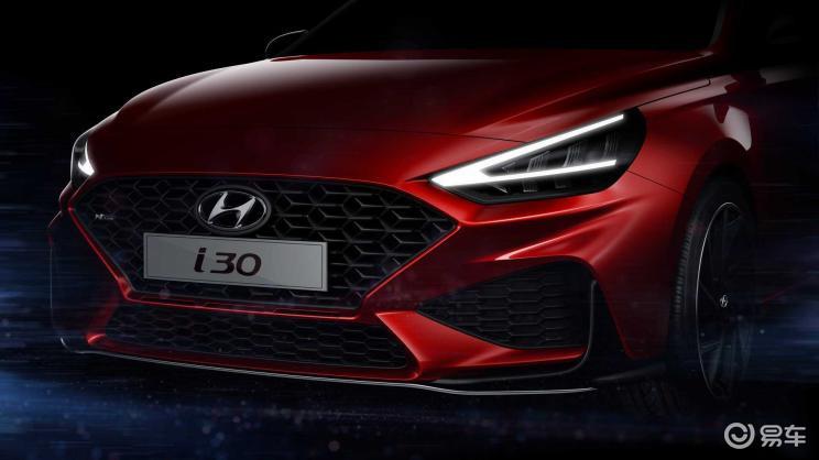 动力提升!新款现代i30信息曝光,将于3月日内瓦车展首发
