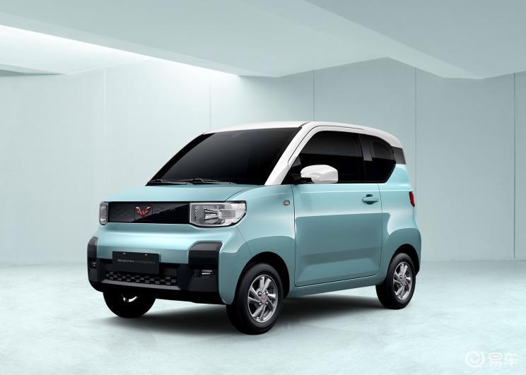 宏光MINI EV将于第二季度上市,定位为微型车