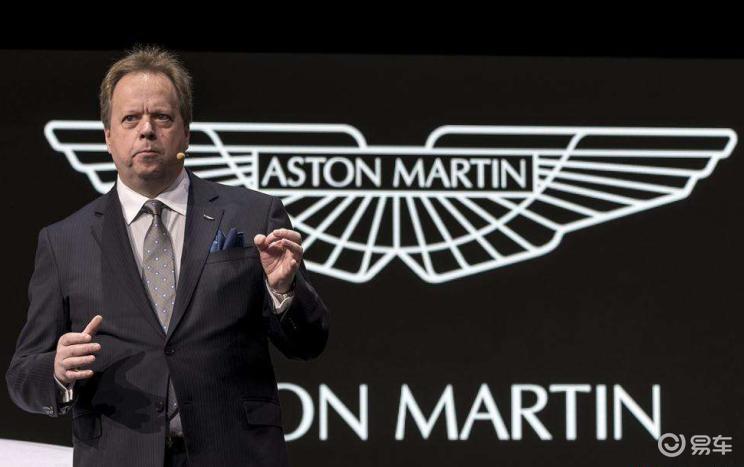 每天车闻:阿斯顿·马丁CEO或将离任