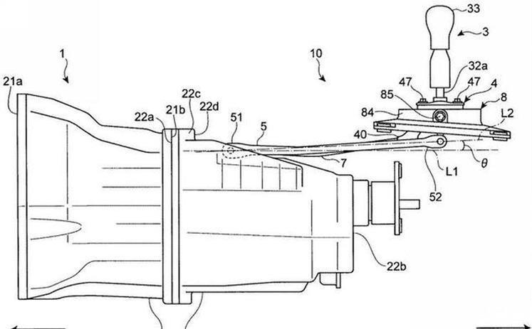 六缸+8AT设计图曝光,难道这就是逆流而上的马自达精神?