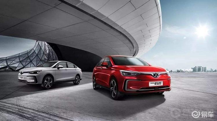 上半年新能源车销量排名,比亚迪、北汽新能源、长安最吃香!