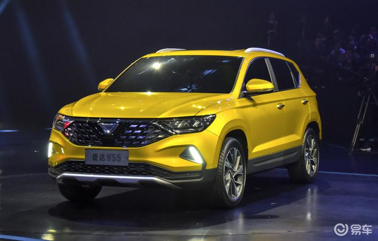 捷达VS5会对自主品牌同级SUV带来威胁吗?
