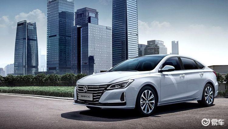 紧凑级车的钱买中型车!长安锐程CC重新定义国产中型车标杆