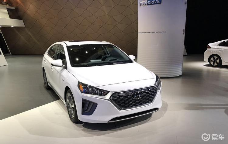 全新现代IONIQ洛杉矶车展首发!提供纯电动和插电式混动