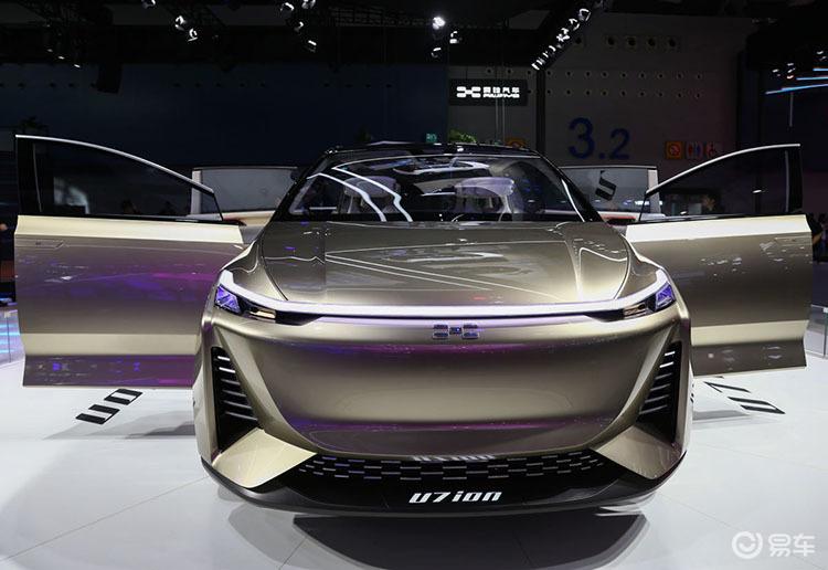 """爱驰""""诺道""""服务品牌发布、概念车U7 ion亮相广州车展"""