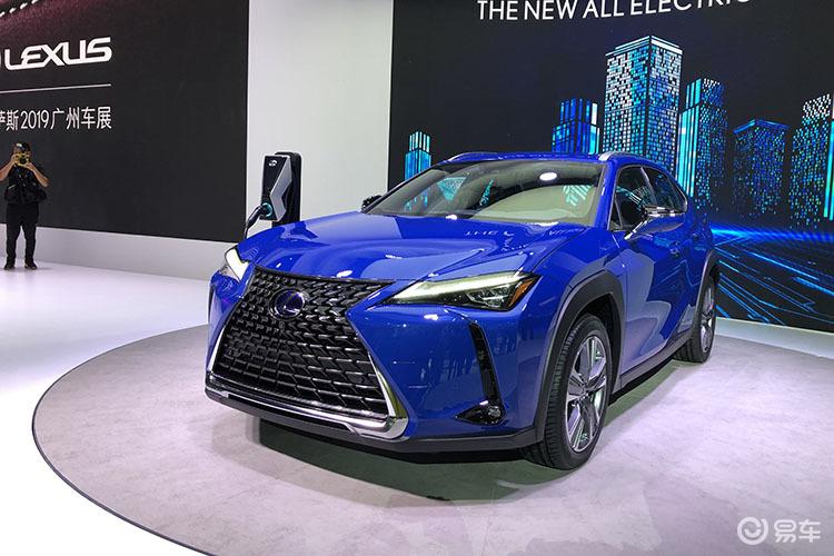 定位紧凑级SUV,雷克萨斯首款纯电动车型UX300e发布