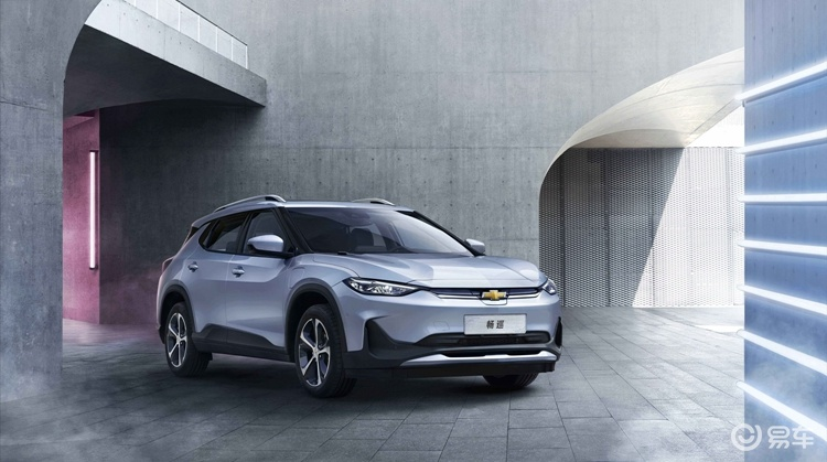 雪佛兰首款纯电轿跑正式上市 补贴后售价15.99万元起