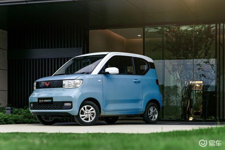 目标锁定老年代步车!五菱宏光EV预售2.98万起