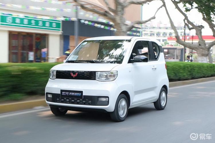 """电动界的""""中国神车""""?抢鲜体验宏光MINI EV"""