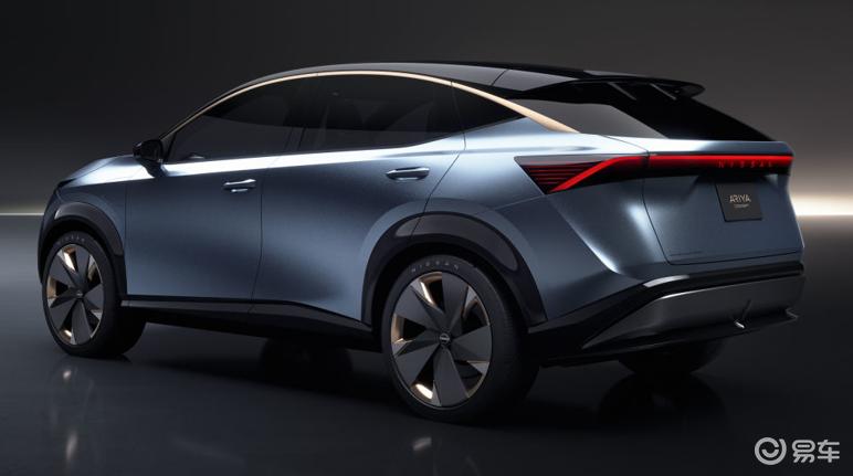 日产Ariya纯电动概念车加速将在5秒内 2021年上市