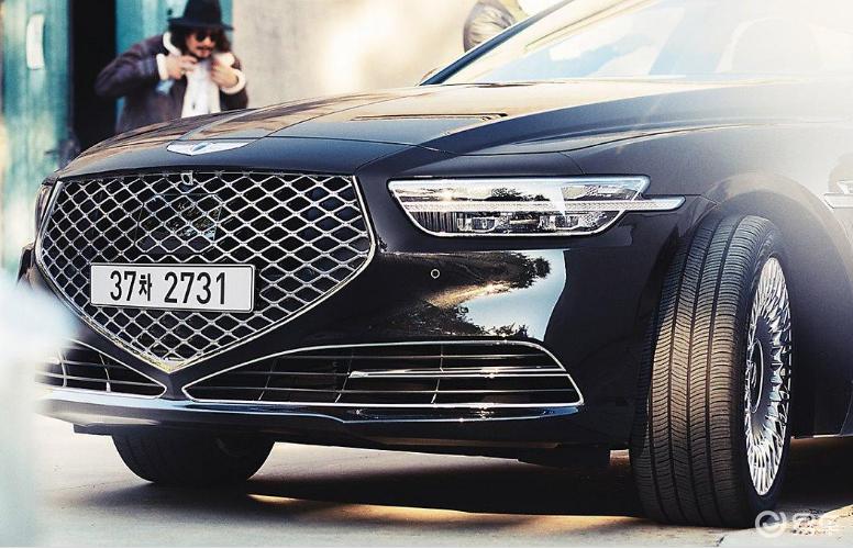 韩系豪车升级,2020款 Genesis G90显稳重