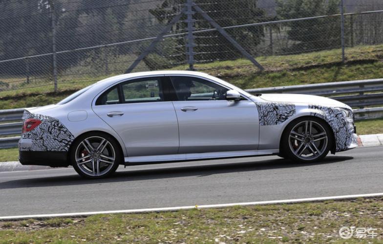 延续4.0T V8发动机 新款AMG E63或4月底发布