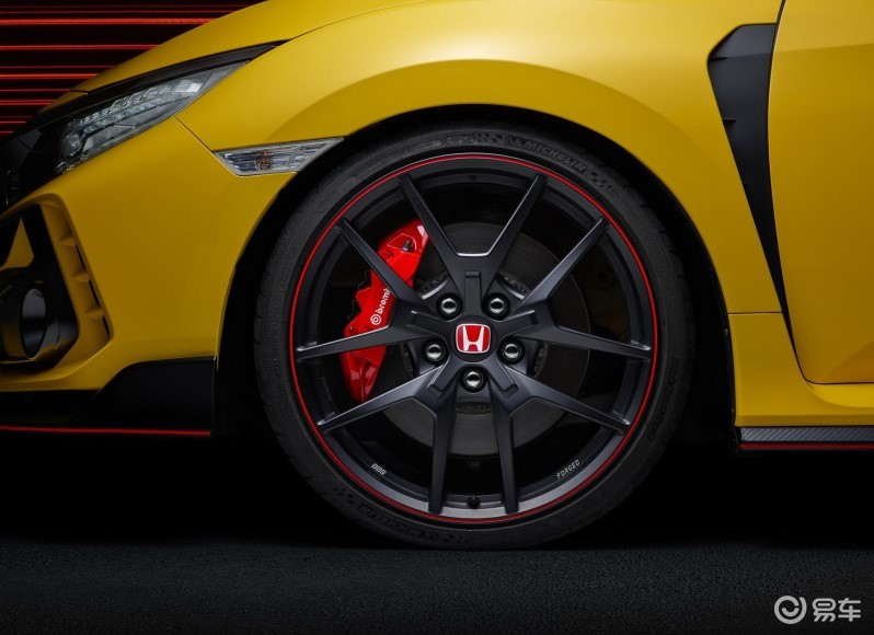 原厂BBS轮毂+CUP 2轮胎,TYPE R又有新车型!