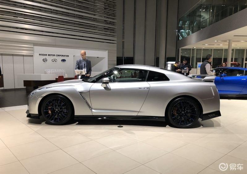 传奇50载  日产GT-R 50周年纪念版亮相东京车展
