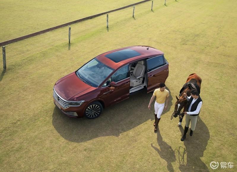 GL8迎来强对手 空间直逼奔驰V 威然起售价28.68万