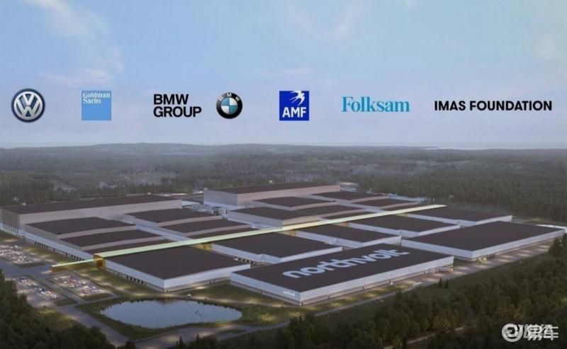 Northvolt电池企业获10亿美元融资