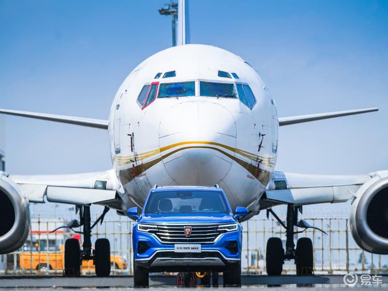 拉着36吨的大飞机跑,即将上市这台中国SUV确实给力!